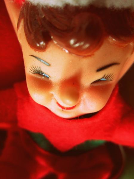 Elf that in no ways dreams constantly of murder.