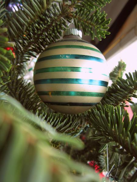 A pretty ornament