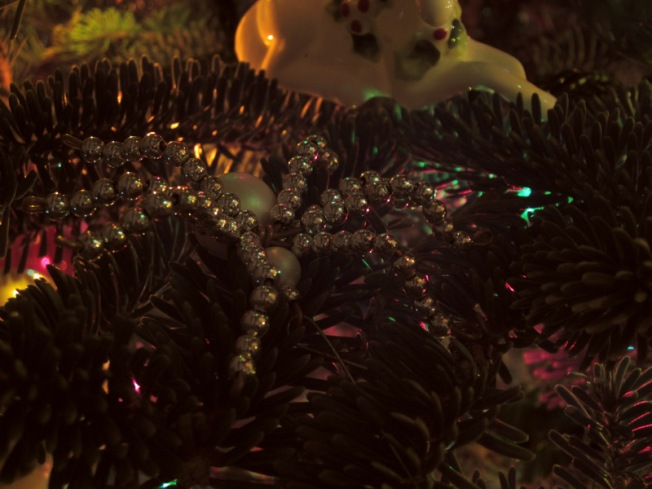 The Christmas spider.